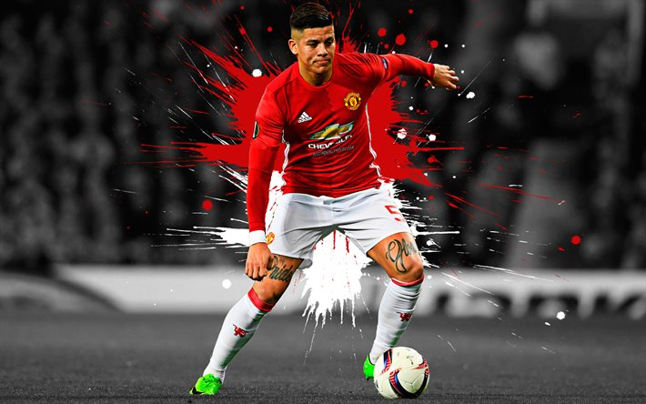 100 Wallpapers De Marcos Rojo