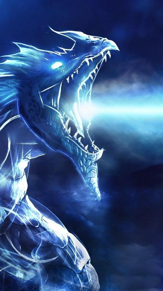 Fondo para Android de Dragon