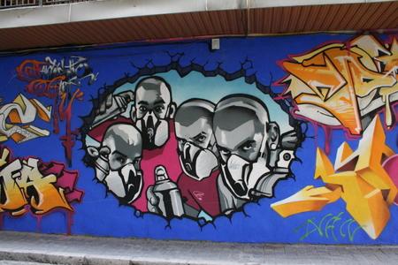 fondos de graffitis para celular