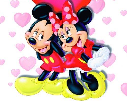 imagen para enviar de Mickey Mouse