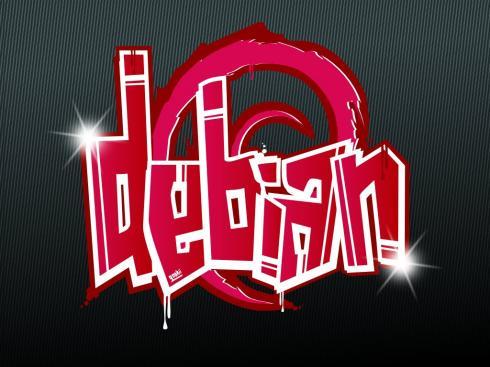 Nombre Graffiti Debian