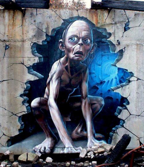 Imagen Arte urbano Graffiti