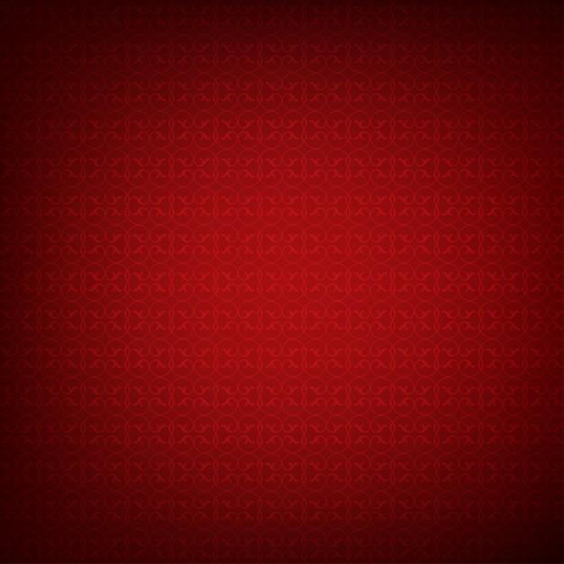 fondo rojo con negro