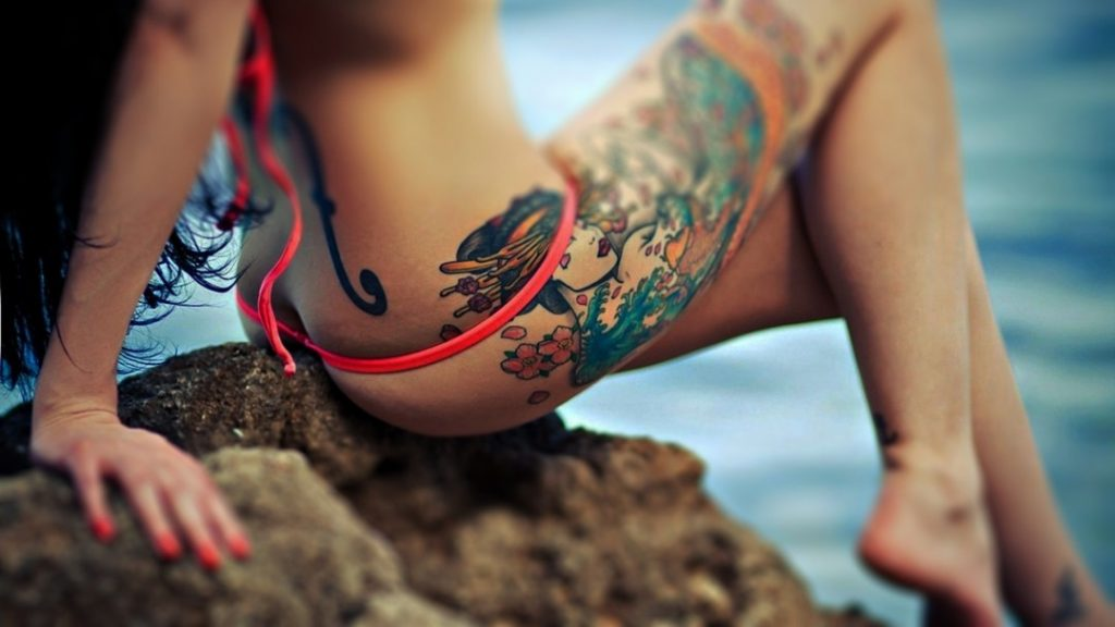 Tattoo chicks wallpapers