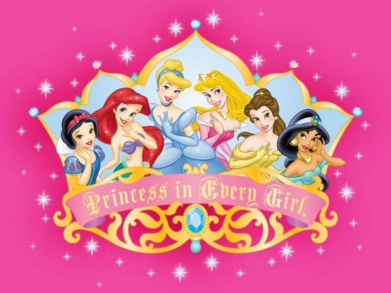 Fondos de pantalla de princesas en movimiento