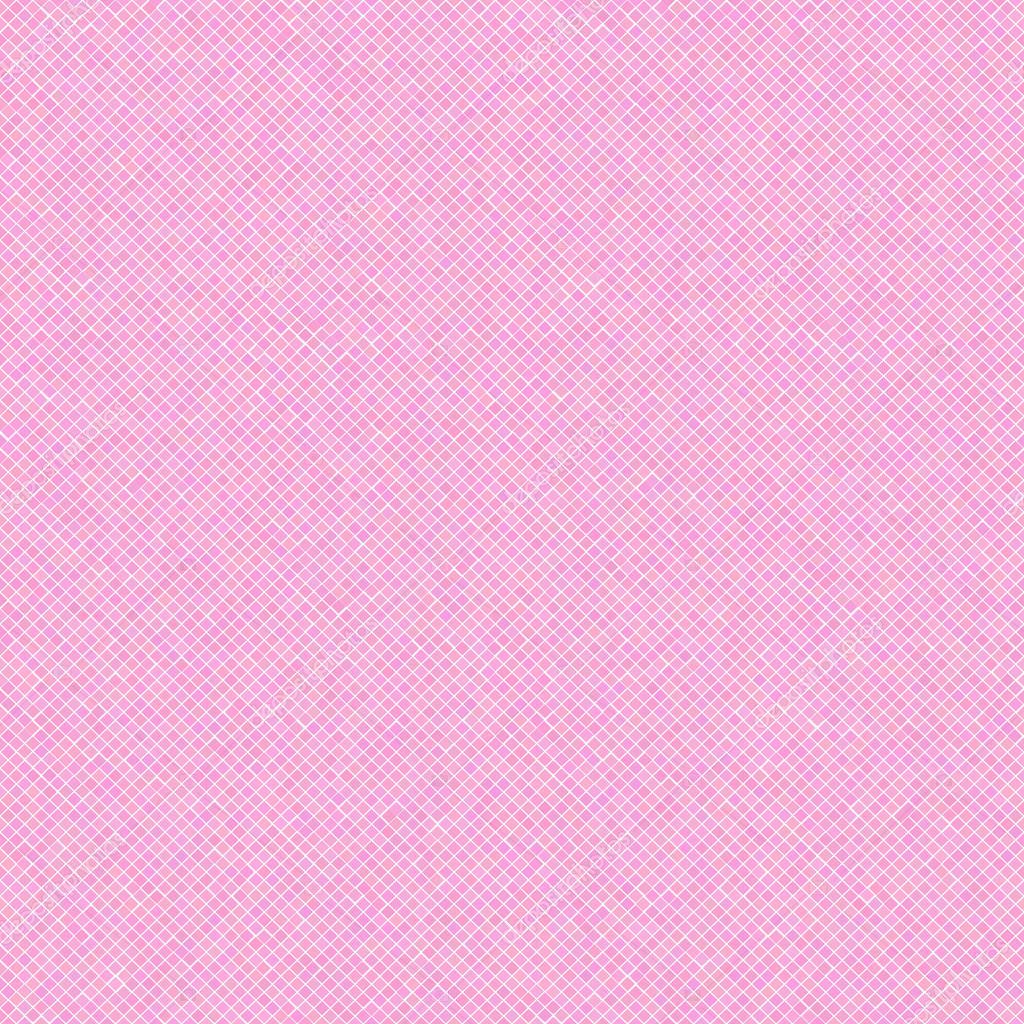 wallpaper rosado con puntos blancos