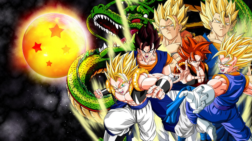 Fondo de Dragon Ball