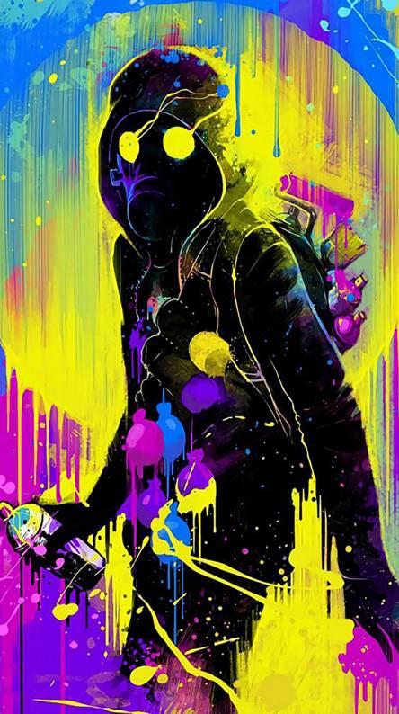 Imagen de Persona Grafitti