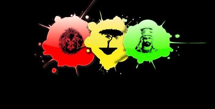 Wallpaper de reggae