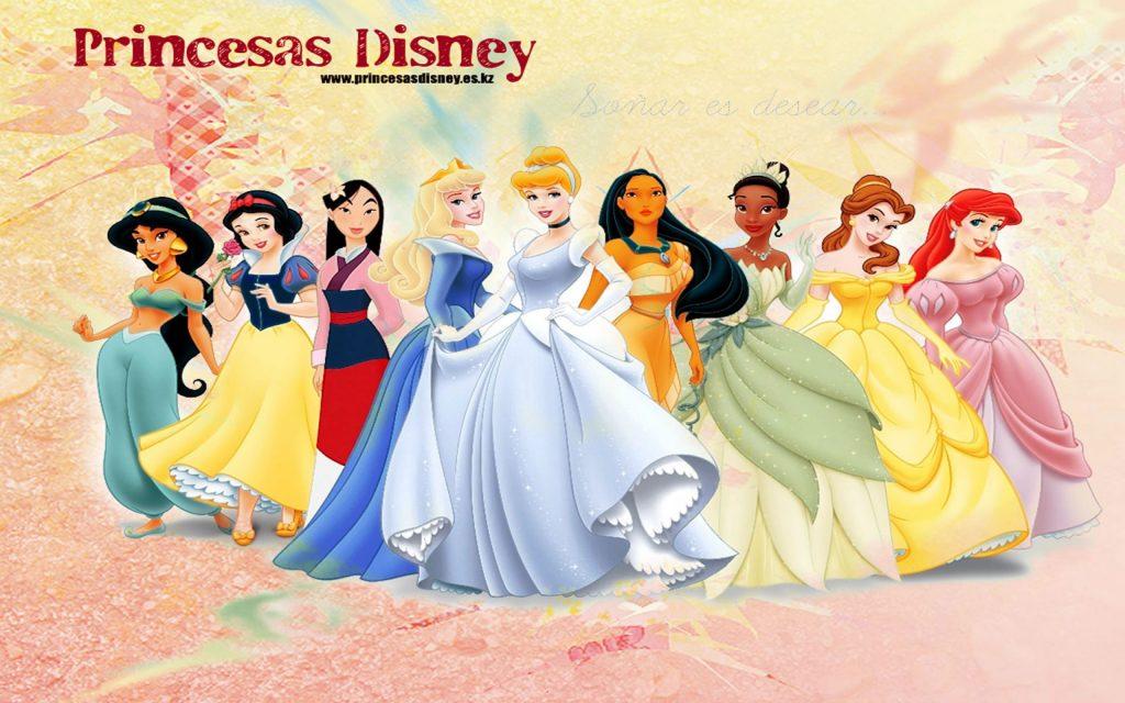 fondos para fotos de princesas disney