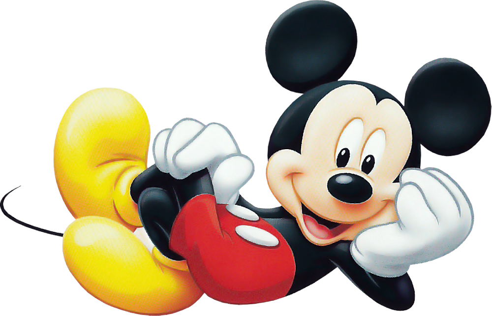 mickey mouse png sin fondo