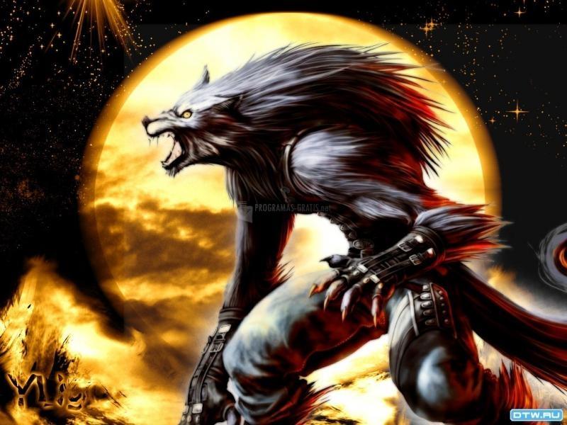imagenes de hombres lobos para descargar gratis