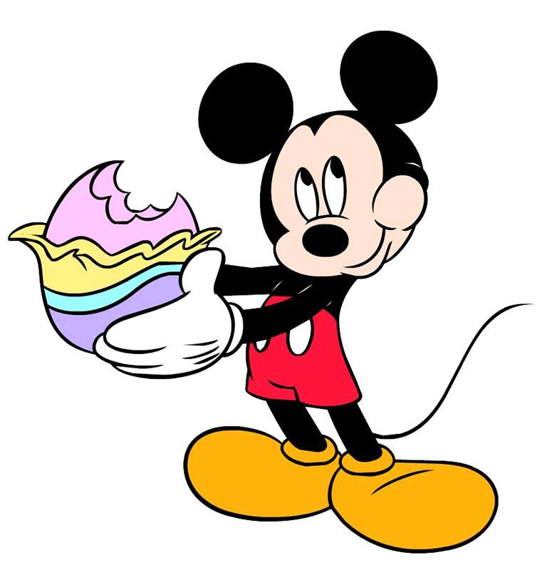 imagen de mickey mouse para imprimir