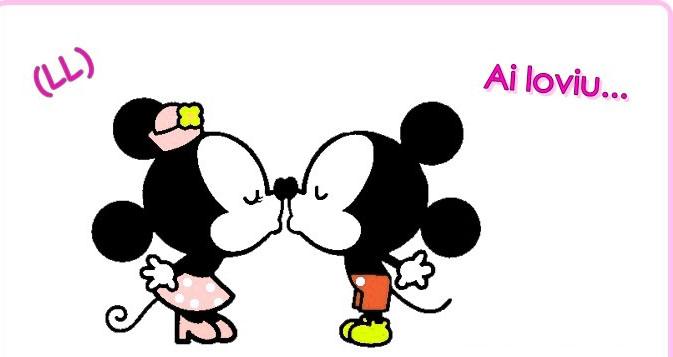 imagenes de mickey mouse y mimi bebes