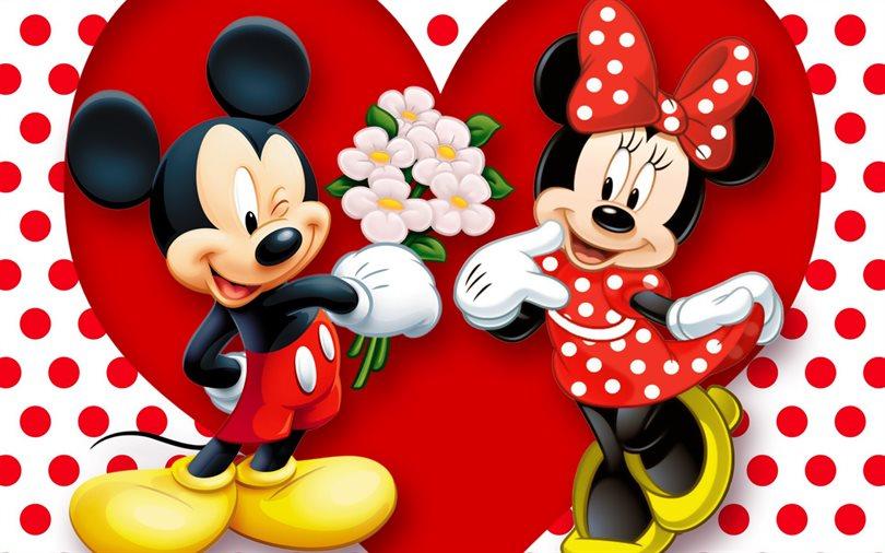 descargar imágenes de mickey mouse y minnie