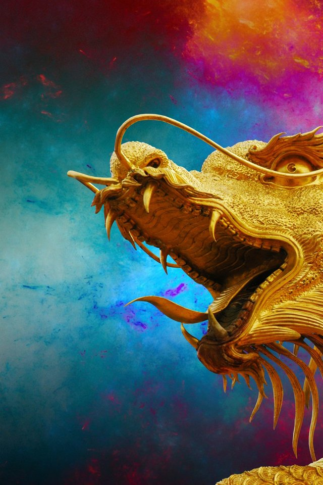 Fondo de dragon para Iphone
