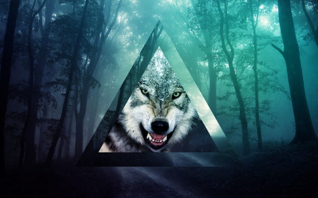 lobos wallpaper 3d hd