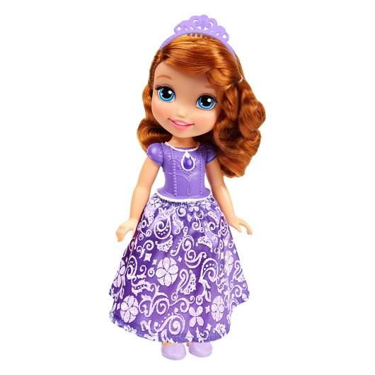 Princesa Sofía en bebé y en muñeca