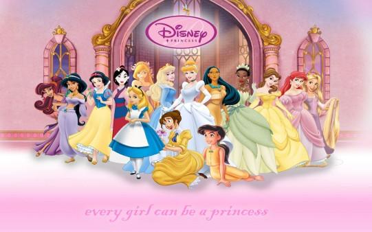 Fondos de escritorio princesas disney gratis