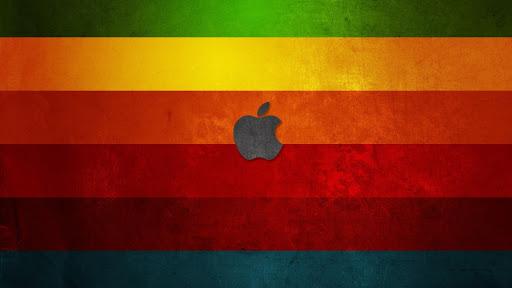 Verde amarillo y rojo para Mac