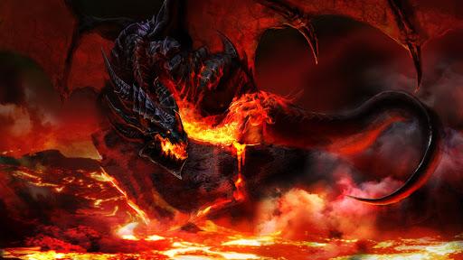 Fondo de Dragon 4k