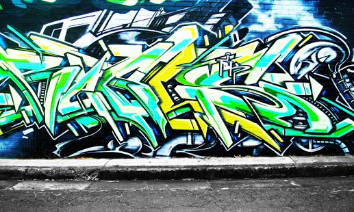 Fondos para graffitis gratis