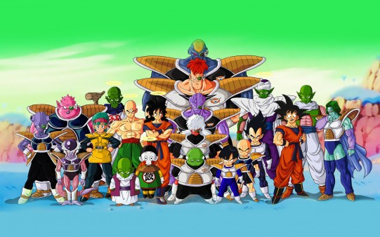 Fondo de pantalla Dragon Ball