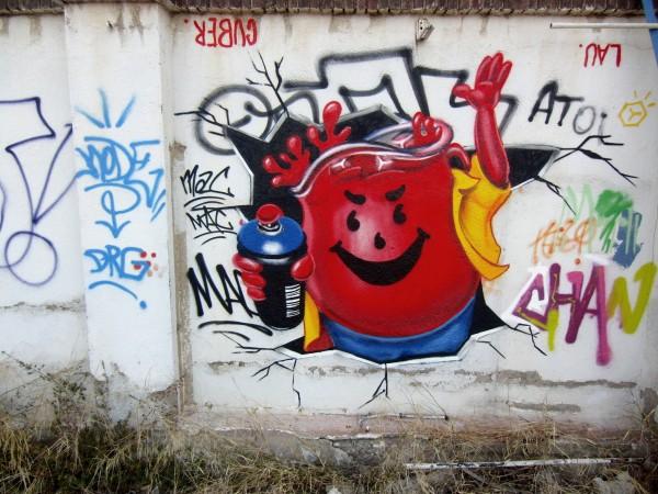 programas para hacer graffitis en pc