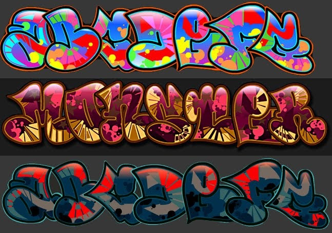 programa para hacer letras de graffitis online