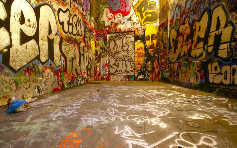 Fondos de pantalla de graffitis de nombres