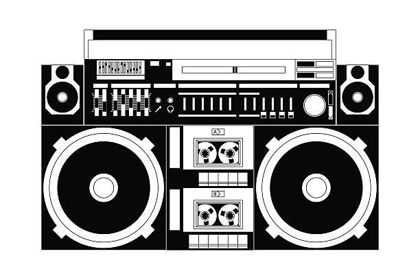 Imagen de una radio hip hop