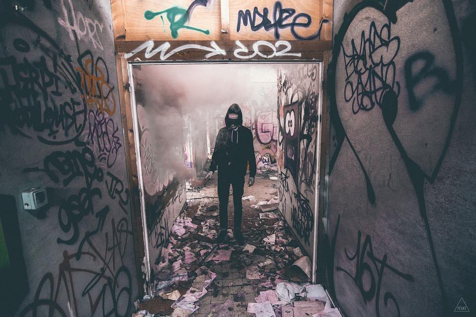 Descargar fondos de graffiti studio