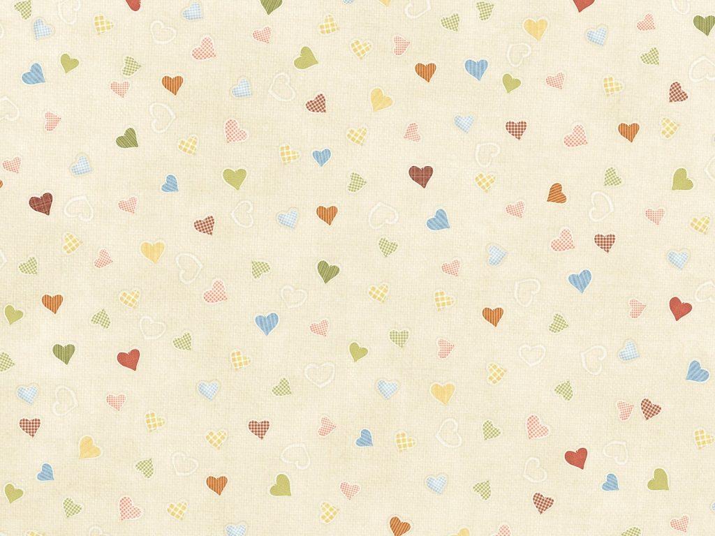 fondos de pantalla corazones vintage