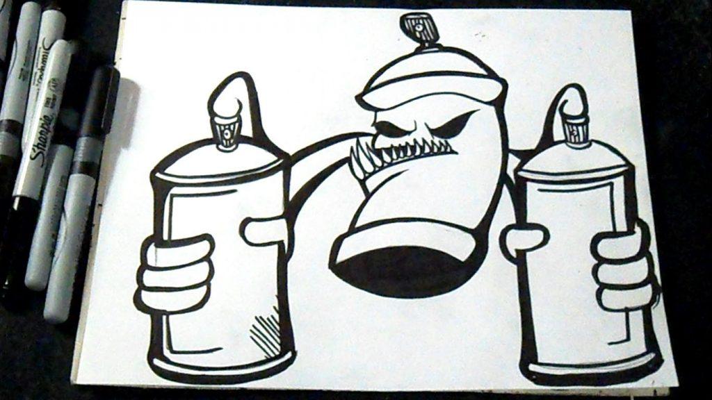 Fondos para graffitis