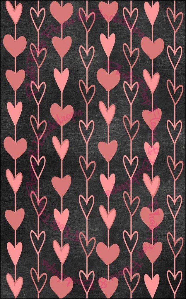 fondos lindos para whatsapp de corazones
