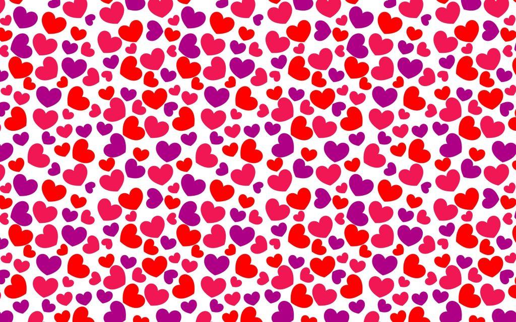 fondos de pantalla corazones tumblr