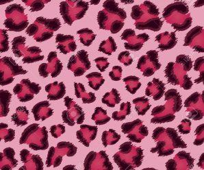 Wallpapers leopardo rosa