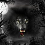 Fondos de escritorio hombres lobo