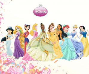 Fondos de princesasgratis