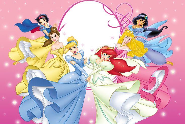 Fondo de princesas para fotos