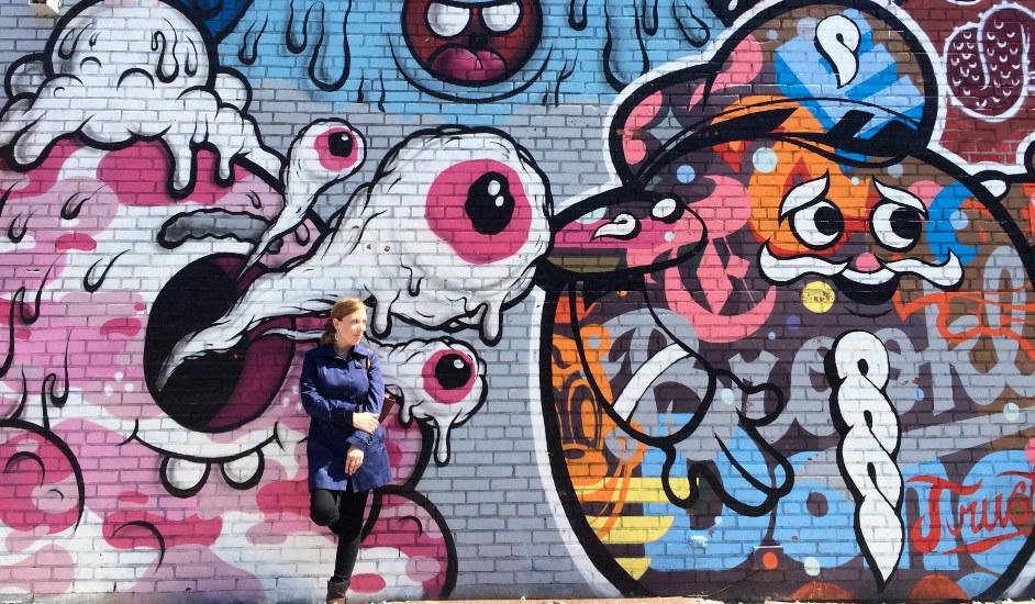 fondos de graffitis 3d faciles