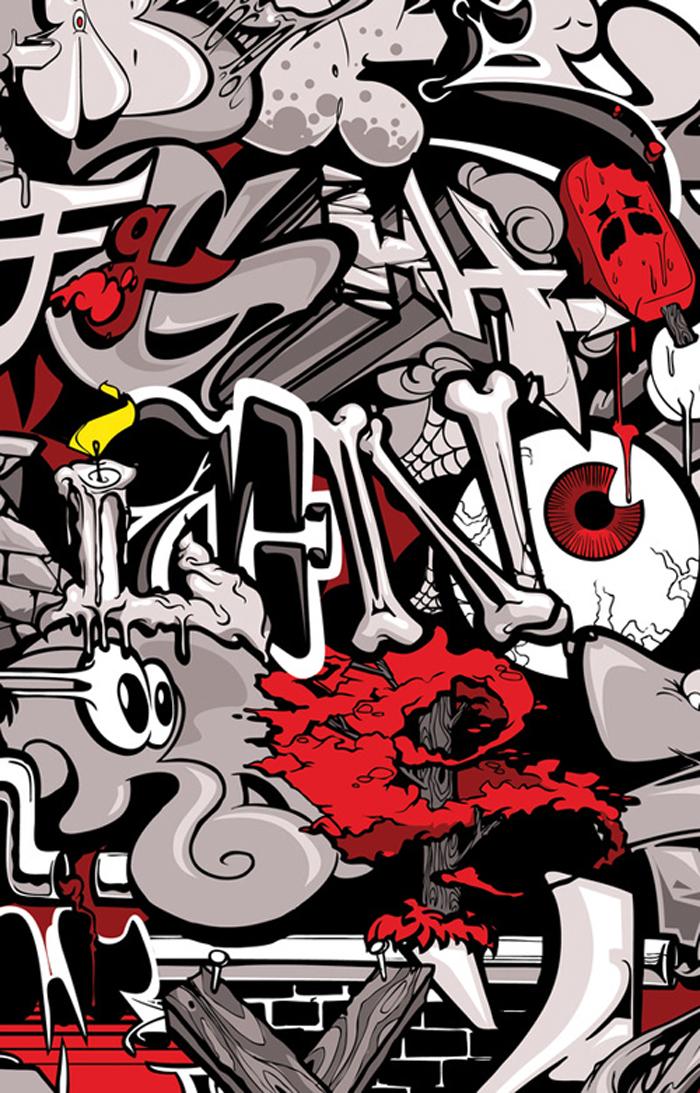 Fondos De Pantalla Graffitis 3d Fondos De Pantalla