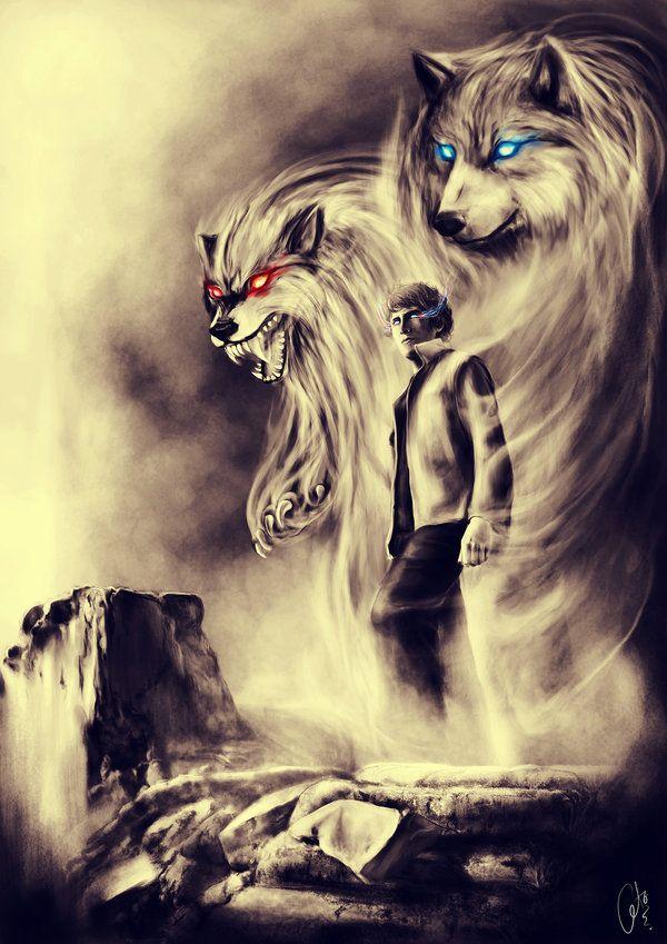 imagenes de hombres lobos