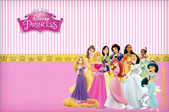 Fondos Disney princesas gratis