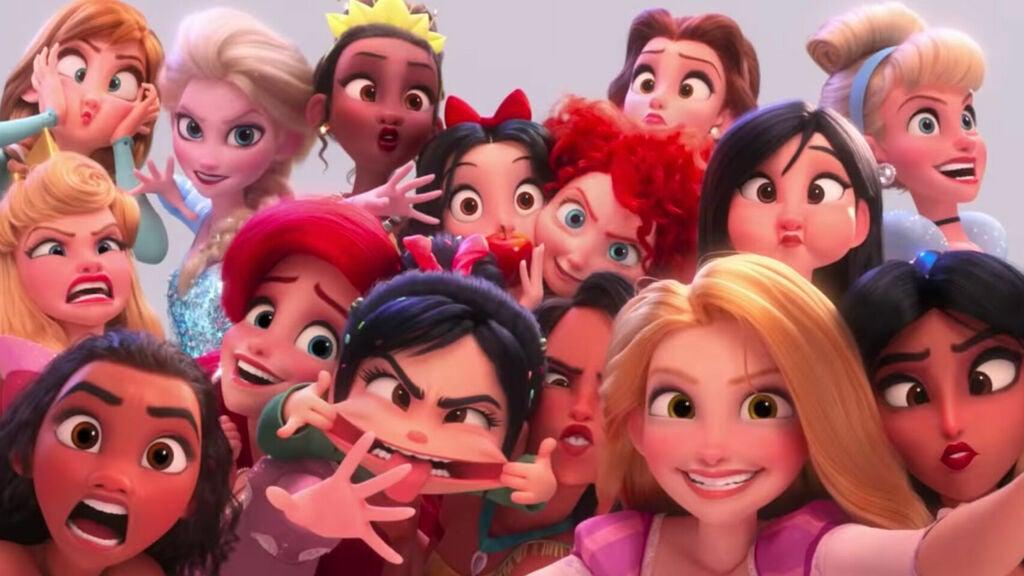 Fondo de princesas Disney
