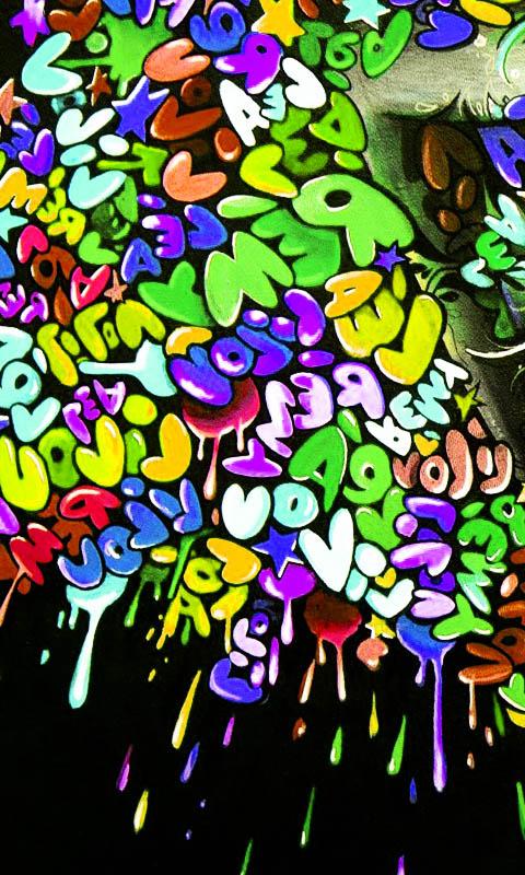 fondos para whatsapp graffiti