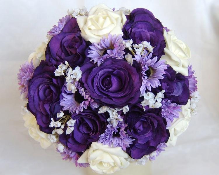 las rosas moradas mas hermosas