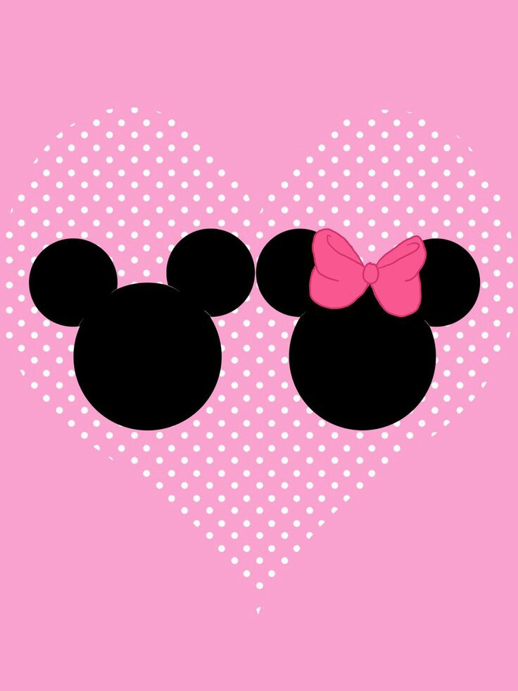 minnie y mickey bebe wallpaper