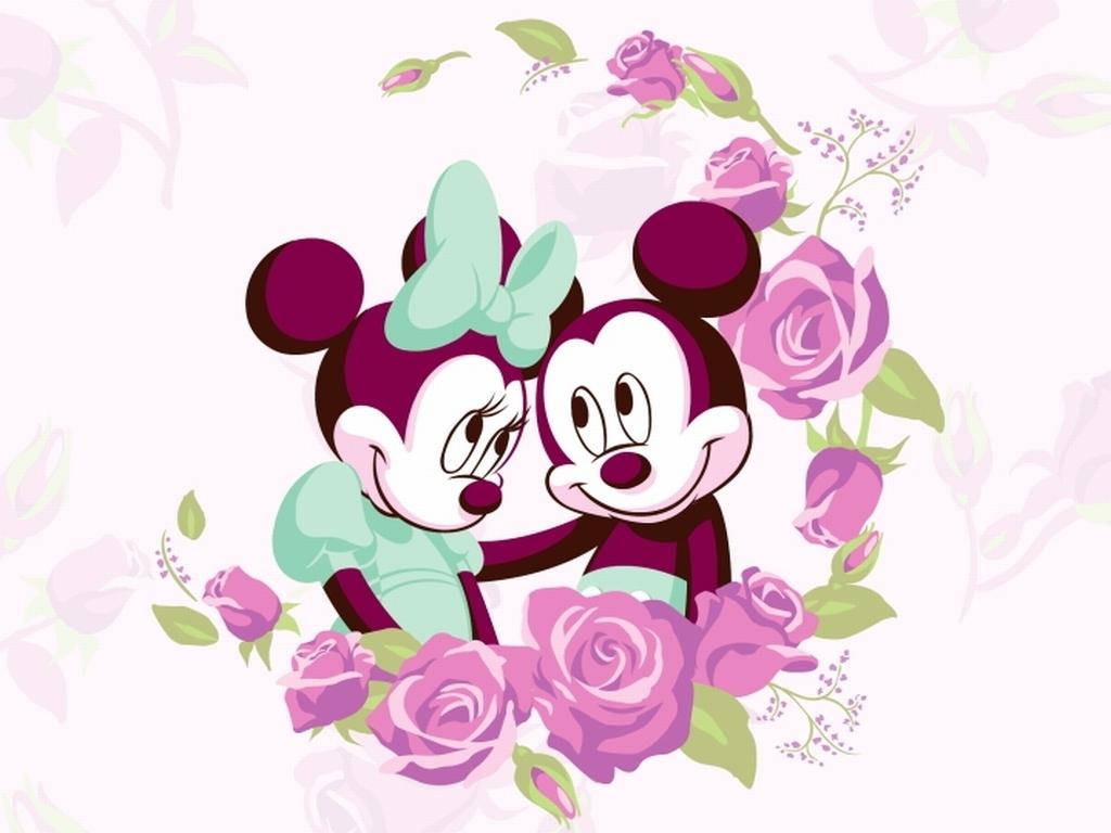 Wallpaper Minnie Rosa Fondos De Pantalla