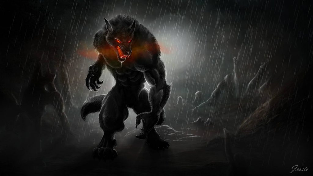fondos de pantalla de hombres lobos